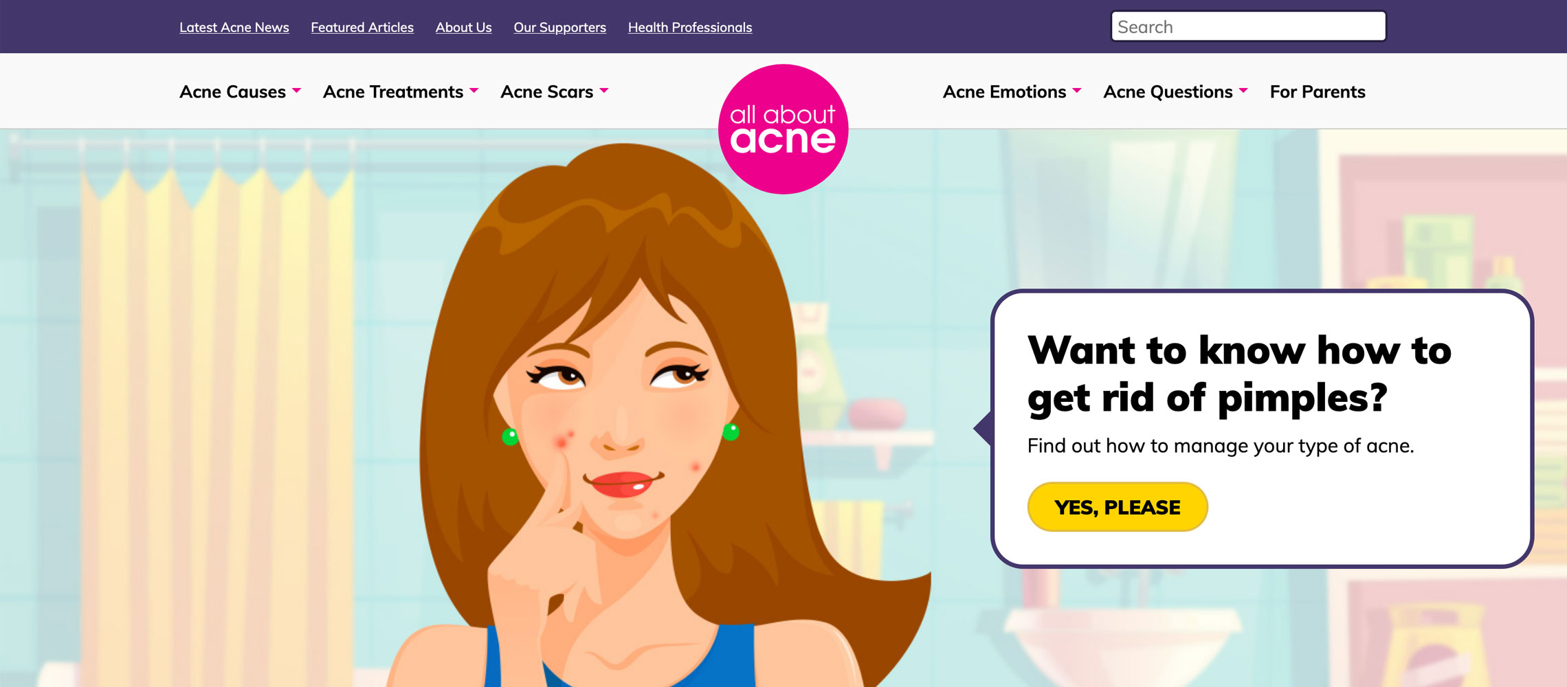 All About Acne